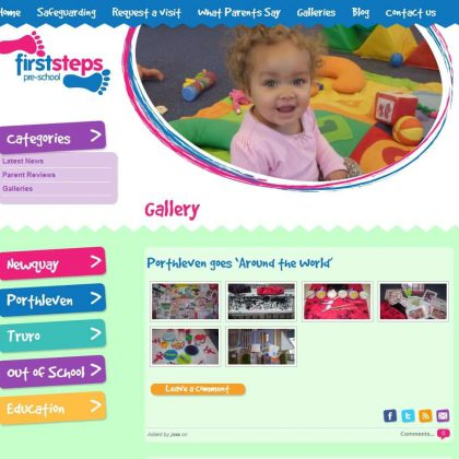 first steps cornwall website gallery 420x420 - First Steps Cornwall