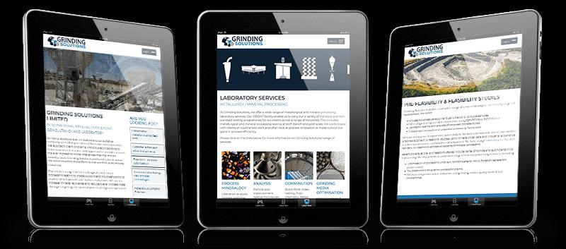 grinding solutions website ipads - Grinding Solutions Ltd