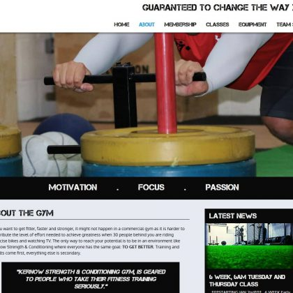 kernow strength conditioning website about 420x420 - Kernow Strength