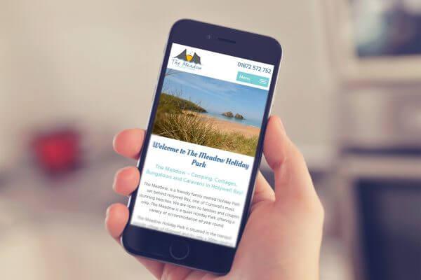 holywell holiday park featured 600x400 - Website Design & Development