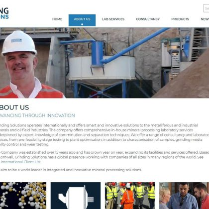 grinding solutions website about 420x420 - Grinding Solutions Ltd