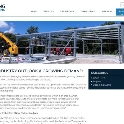 grinding solutions website blog post 420x420 - Grinding Solutions Ltd