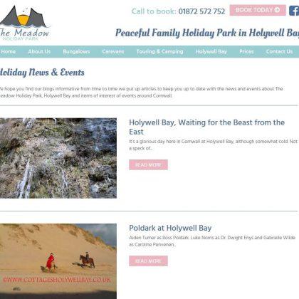 holywell holiday park website blog 420x420 - Holywell Holiday Park