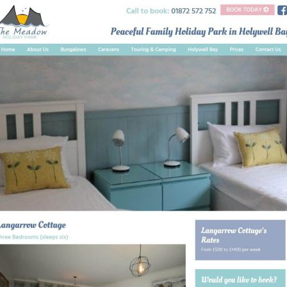 holywell holiday park website bungalows detail 420x420 - Holywell Holiday Park