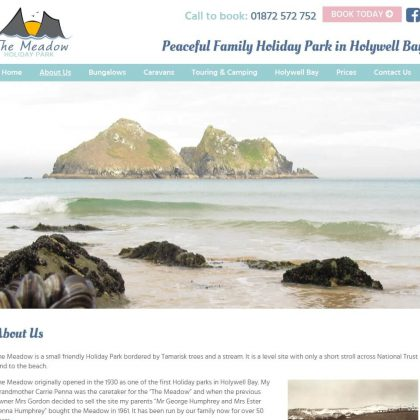 holywell holiday park website page 420x420 - Holywell Holiday Park