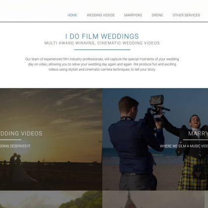 i do film weddings website home section 2 420x420 - I Do Film Weddings