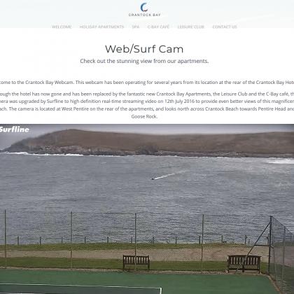 crantock bay website surf cam 420x420 - Crantock Bay