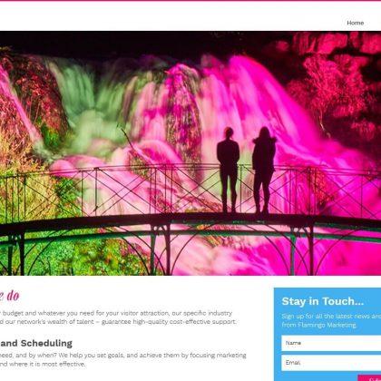 flamingo marketing website page 420x420 - Flamingo Marketing