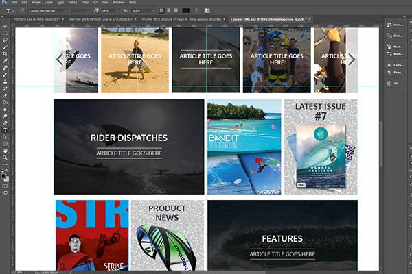 design development - Web Services